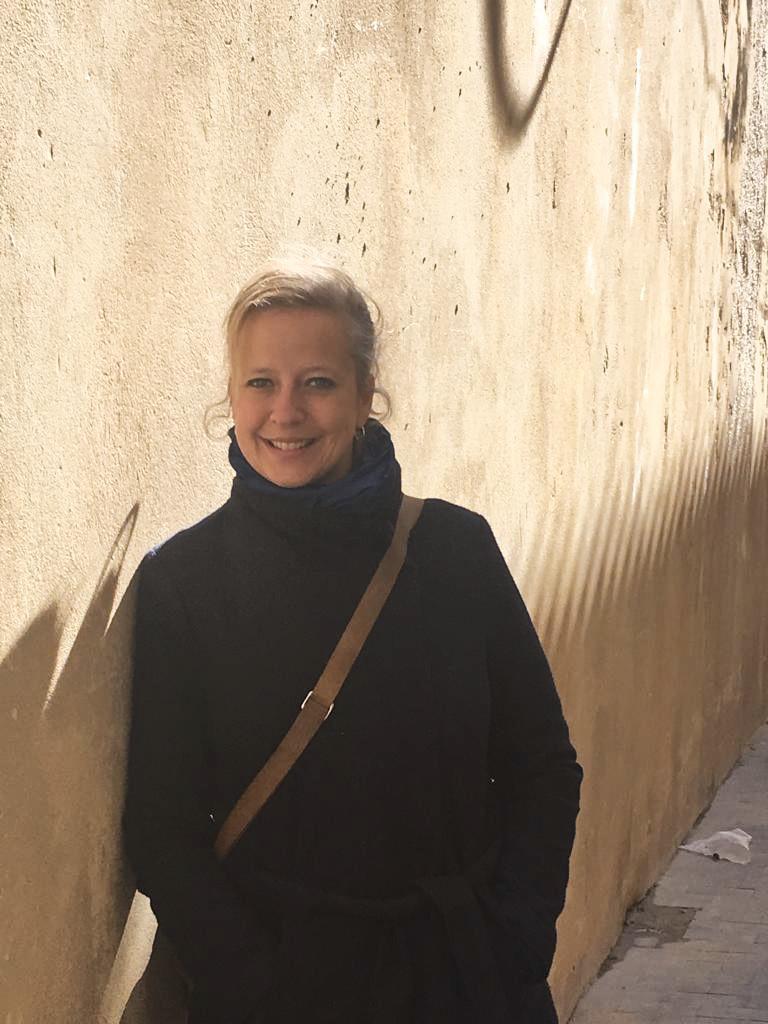 Barbara Schnetzler Portrait
